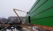 Строитеьство промышленных объектов