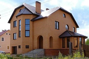 Построить дом из кирпича