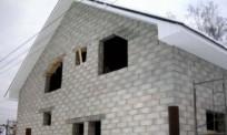 Строительство дома из пено-газо блока