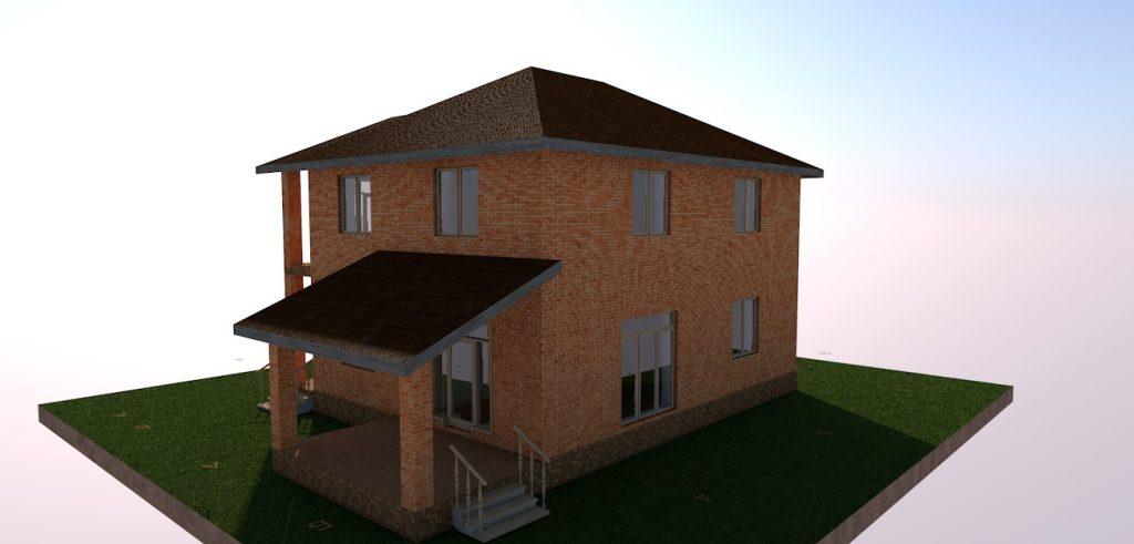 проект дома тула